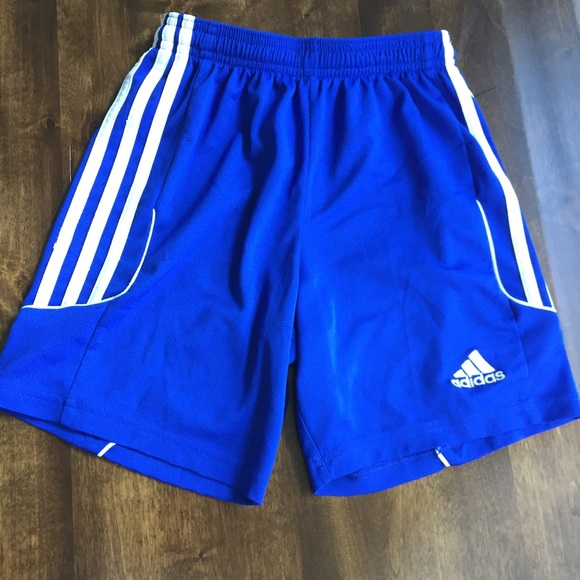 adidas climalite shorts youth